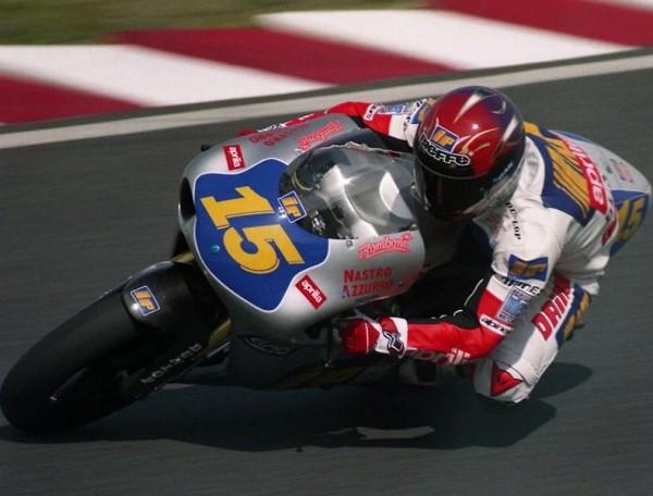 Doriano_Romboni en 1996 au GP du Japon