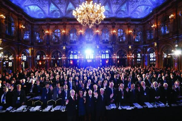 FIA ASSEMBLEE GENERALE HOTEL ONTER CONTINENTAL A PARIS 6 DECEMBRE 2013