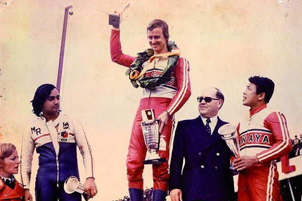 FRANCE GP Saarinen Rougerie KANAYA castellet197