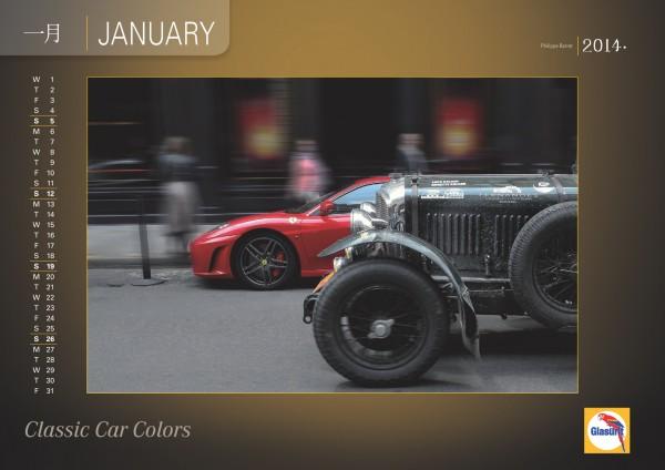 GLASURIT Calendrier 2013 La photo du second du concours de la plus belle photo - Philippe BARRET