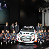 HYUNDAI-WRC-Presentation-FRANCFORT-10-decembre-2013-Photo-Christophe-VERRIER