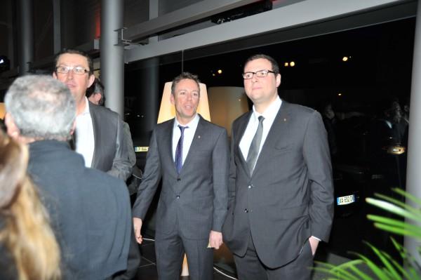 Marc OUAYOUN le patron de PORSCHE France - photo autonewsinfo
