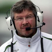 Manager F1 Ross Brawn