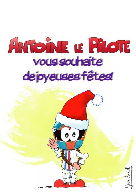 Père Noël ALP