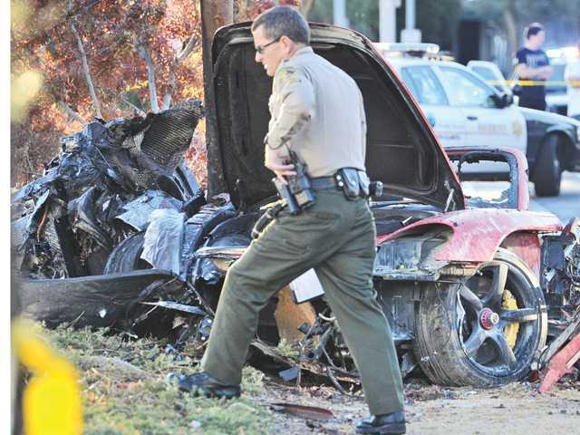 accident mortel de paul walker avec une porsche | autonewsinfo