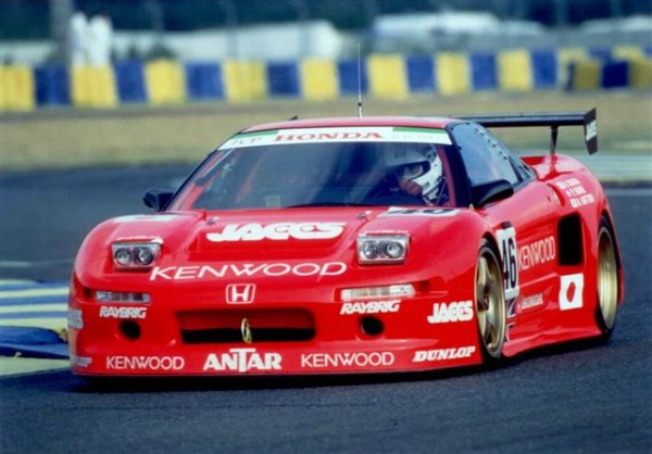 PHILIPPE-FAVRE-24-HEURES-DU-MANS-1995-Team-Honda-NSX-GT1