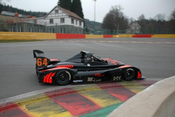 TEAM DSS de DIDIER - Pascal Auvray vainqueur du Trophee Proto TTE 2013