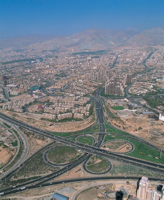 TEHERAN-La Capitale de l' IRAN