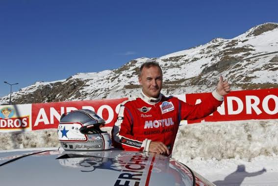 TROPHEE ANDROS 2013 2014 VAL THORENS - Jean Philippe DAYRAUT