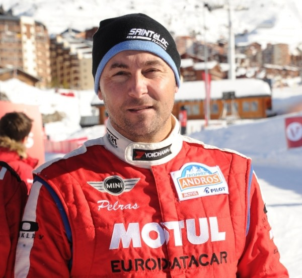 TROPHEE ANDROS Q- VAL THO - 1er vainqueur Jean Philippe DAYRAUT