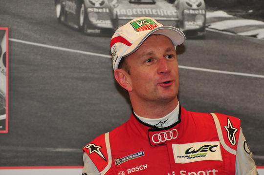 WEC SPA 2012 A. MCNISH POLE OVERALL