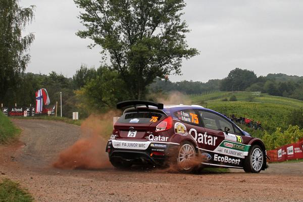 WRC-2013-ALSACE-FORD-FIESTA Elfyn -EVANS-photo-Jo-LILLINI