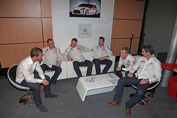 WTCC-et-WRC-les-pilotes-CITROEN-2014-Présentaion-lundi-16-decembre-a-SATORY-photo-Gilles-VITRY-pour-autonewsinfo