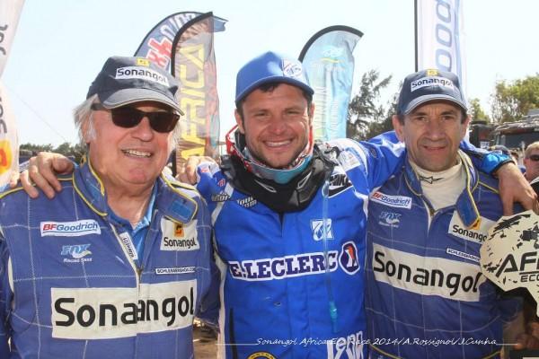 AFRICA-RACE-2014-MICHAEL-PISANO-avec-Jean-Louis-SCHLESSER-et-Thierry-MAGNALDI