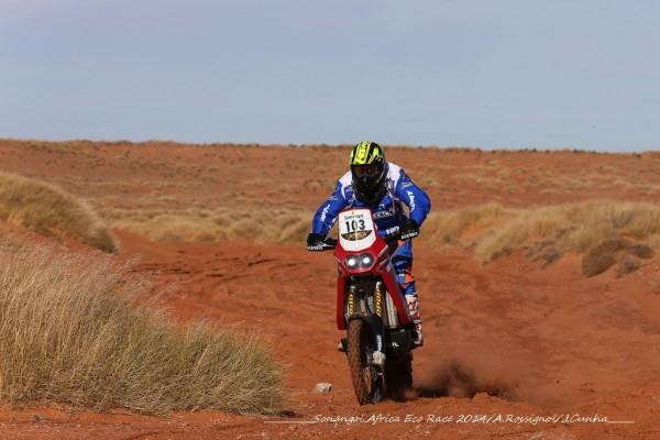 AFRICA-RACE-2014-MIKAEL-PISANO-OUVREUR-ET-QUASI-VAINQUEUR