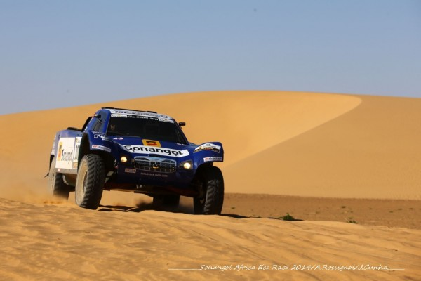 AFRICA-RACE-2014- Le Buggy SCHLESSER