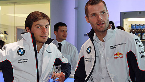 DTM-2014-Bruno-Spengler-et-Martin-Tomczyk-Photo-BMW-Motorsport