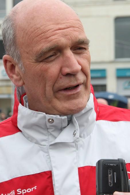 Le Docteur Wolfgang ULLRICH