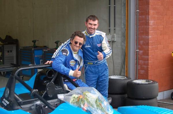 ELMS 2014 - Niki Keutwiler et Julien_Schell - Champions Speed EuroSeries 2013