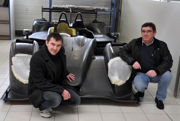 ELMS 2014 - Une Morgan LMP2_ pour le Pegasus racing de Julien et Claude Schell