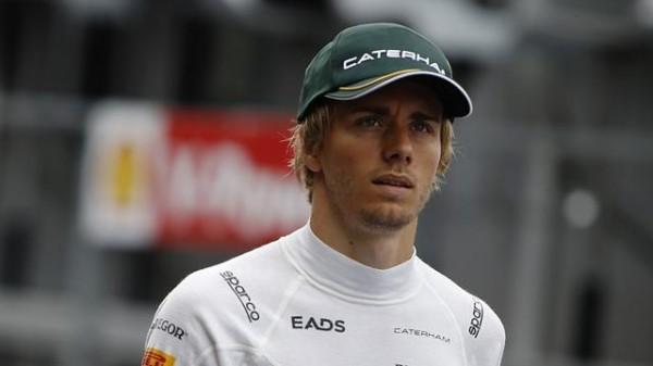 F1-2013-CHARLES-PIC-pilote-du-Team-CATERHAM-RENAULT F1. CHARLES PIC ET CATERHAM C'EST FINI