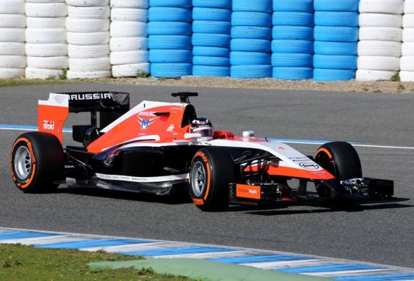 F1-2014-JEREZ-MARUSSIA