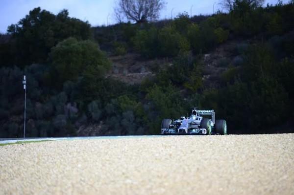 F1-2014-JEREZ-MERCEDES-de-NICO-ROSBERG-29-janvier-Photo-Max-MALKA