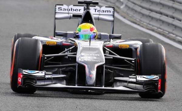 F1-2014-JEREZ-essai-28-Janvier-SAUBER-ESTEBAN-GUTTIEREZ-Photo-Max-MALKA