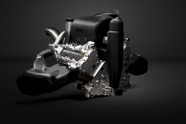 F1 2014 - RENAULT - eclate moteur Energy F1