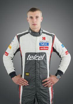 F1-2014-SAUBER-Sergey-SIROTKIN