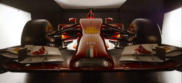 F1-2014-la-FERRERI-F14-T-MARANELLO-samedi-25-janvier