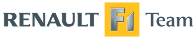 Logo Renault F1 Team