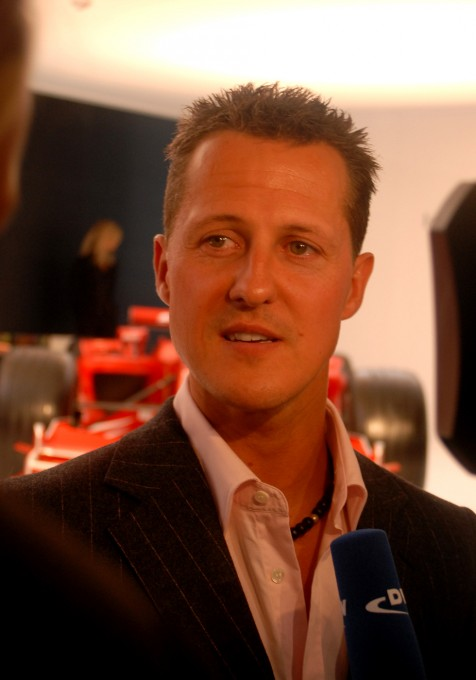 MICHAEL SCHUMACHER photo Claude MOLINIER