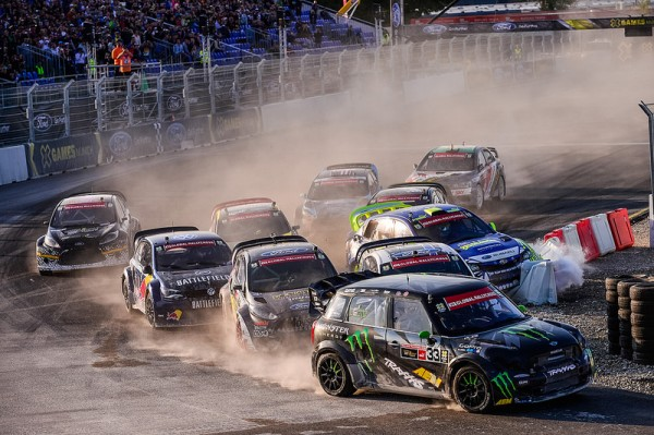 PRODRIVE Liam DORAN MINI PRODRIVE Rallycross