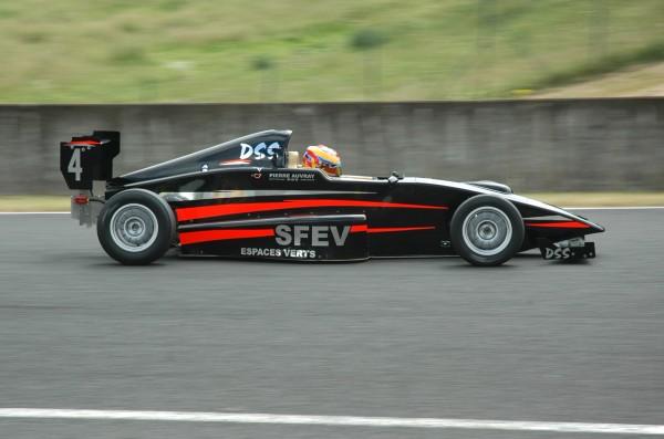 Pierre_Auvray Team DSS 3eme du Trophee Formula Premium 2013.