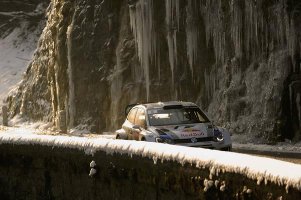 WRC-2013-MONTE-CARLO-POLO-VW-SEB-OGIER-vendredi.