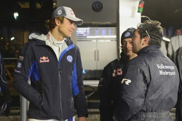 WRC 2014- portrait MIKKELSEN