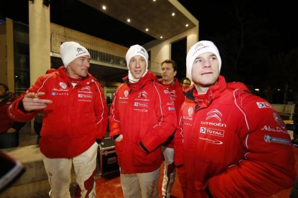 WRC-2014-MONTE-CARLO-GAP-SISTERON-Mads-OSTBERG-et-Kris-MEEKE
