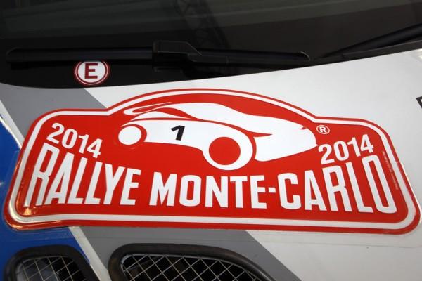 WRC 2014  MONTE CARLO   GAP SISTERON  OGIER retrouve sa place de Numero 1