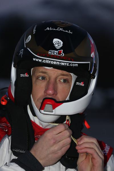WRC 2014 MONTE CARLO - Kris MEEKE.
