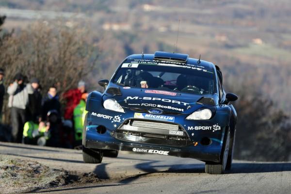 WRC-2014-MONTE-CARLO-La-FORD-de-EVANS-BARRITT