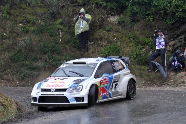 WRC 2014 MONTE CARLO - Polo VW de OGIER - INGRASSIA