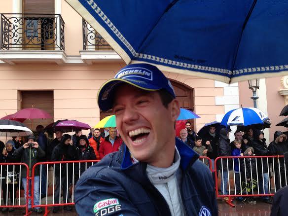 WRC 2014 MONTE CARLO SEB OGIER HEUREUX