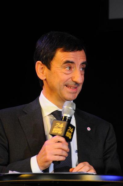 24-HEURES-DU-MANS-Conférence de Presse-Pierre-FILLON-Photo-Patrick-MARTINOLI