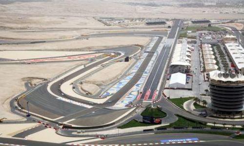 Circuit de-Bahrein