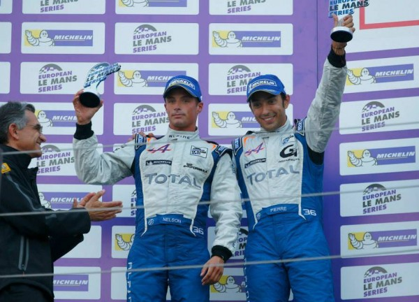 ELMS-2013-RED-BULL-RING-Podium-Nelson-PANCIATICI-PIERRE-RAGUES-Seconds