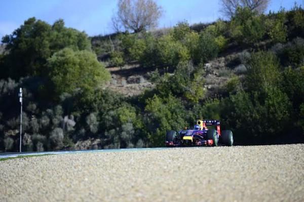 F1-2014-JEREZ-VETTEL-RED-BULL-RENAULT-29-janvier-Photo-Max-MALKA