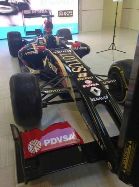 F1 2014 - LA LOTUS E22