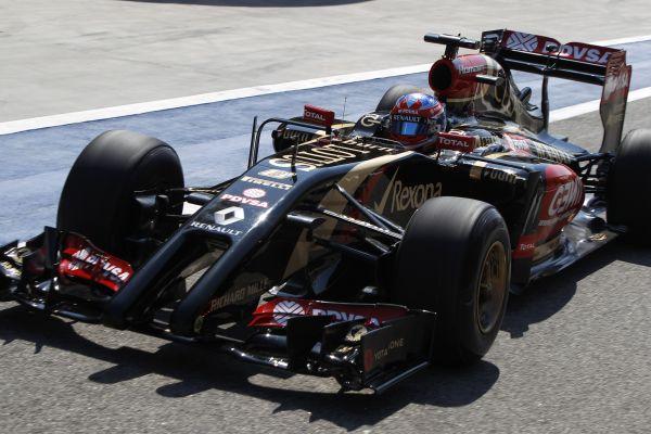F1-2014-Test-BAHREIN-LOTUS-GROSJEAN