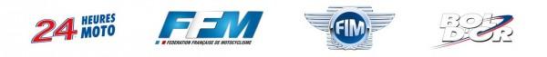 FFM - Le logo ENDURANCE BO 24 Heures du MANS